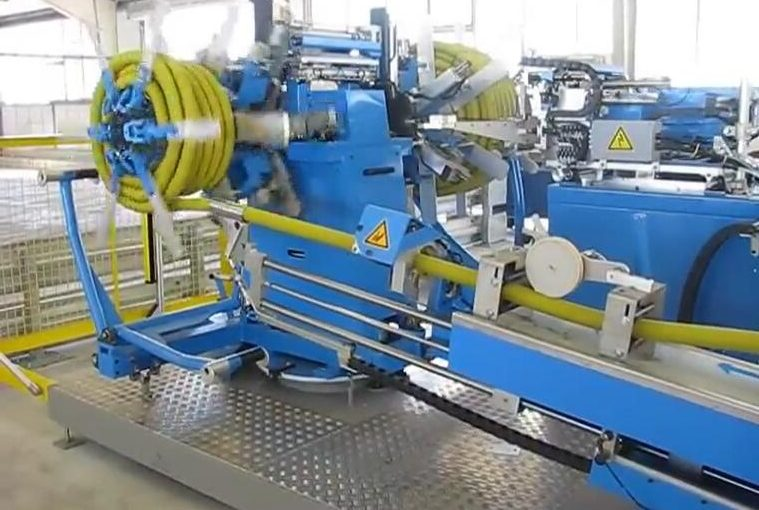 automatic coiler and packing solution