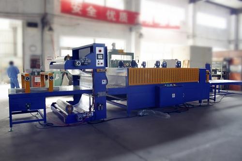 门板收缩机单边封 门板收缩包装机 板材收缩机