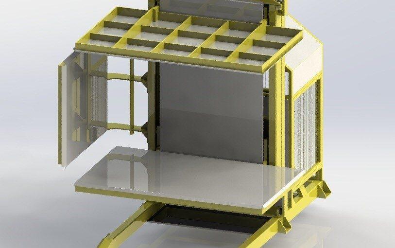 pallet inverter manufacturer in China